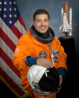 "NASA Astronaut Jose M. Hernandez 8""x10"" Full Colour Portrait"